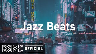 lofi Hiphop & Jazz Hiphop Music - Chill Out Beats Music - Relaxing Night Jazz Hiphop Music