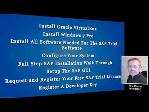 SAP NetWeaver Installation Guide Course