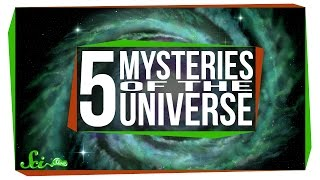 5 Baffling Mysteries About the Universe