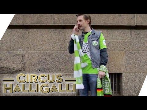 Das Wolfsburg Epos - Teil 1   Circus HalliGalli   ProSieben