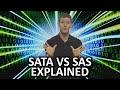 SATA vs SAS As Fast As Possible