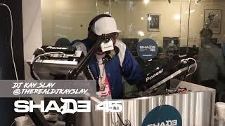 Dj Kayslay interviews Money BaggYo live at Shade45 - 8/9/17