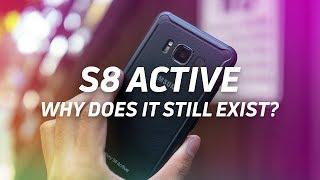 Samsung Galaxy S8, S8+, S8 Active