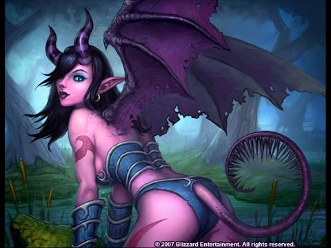WoW Succubus Cosplay: Demon Tail Tutorial