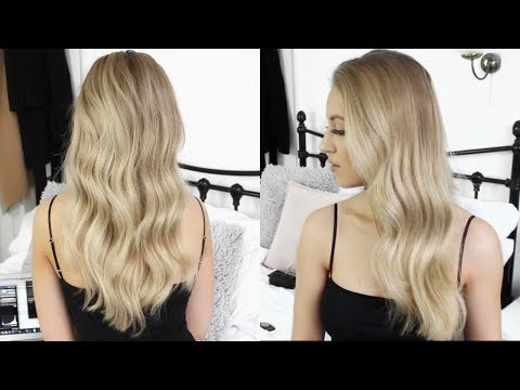 DIY BALAYAGE HIGHLIGHTS - EASY & SIMPLE