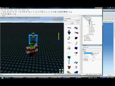 Roblox: how to make bricks talk (easy way)