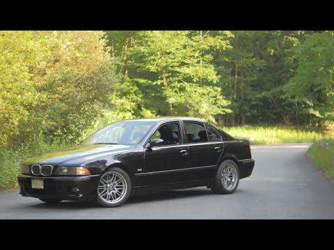 DIY BMW E39 M5 Control Arm (Thrust arm) bushings pt.1