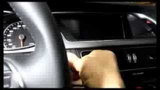 How to access hidden green menu in Audi MMI 2G A4, A5, A6
