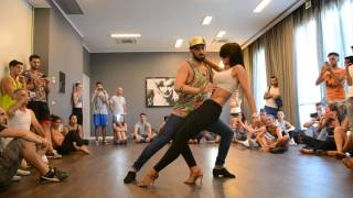 Daniel y Desirée [Masterclass] @ Dancin Fusion 2015