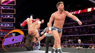 Drew Gulak vs. Tony Nese: WWE 205 Live, Feb. 13, 2018
