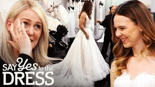 Bride Has Lost Count of How Many Dresses She Has Tried On   Say Yes To The Dress UK