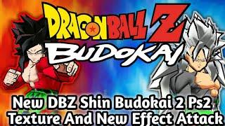 Download Dbz Shin Budokai 2 New 2018 Mod With Goku & Vegeta