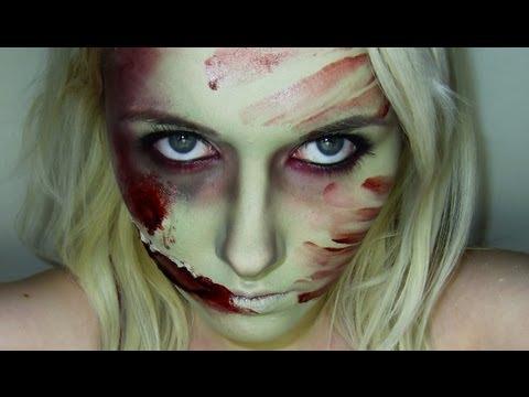 Halloween Tutorials; Zombie Princess