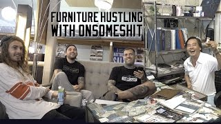 Haggling Furniture Hustlers With Onsomeshit