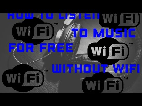 How To Download And Listen To Music For Free Without WIFI - 100% Working