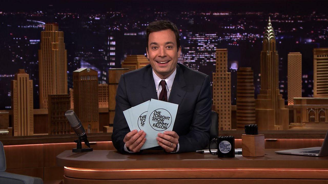 Hashtags: #MisheardLyrics | The Tonight Show Starring Jimmy Fallon