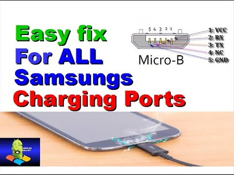 FIX ANY CHARGING PORT IN MINUTES