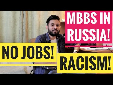 MBBS in Russia for Indians | NO JOBS ! RACISM !|Truth by student studying in Russia (Part - 2)