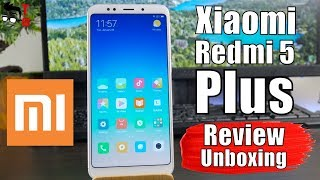 Xiaomi Redmi 5 Plus JUST THE BEST - Review and Unboxing
