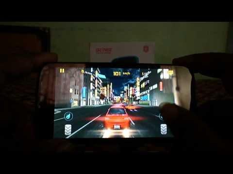 ASPHALT 8 GAMEPLAY ON Gionee ELIFE E3