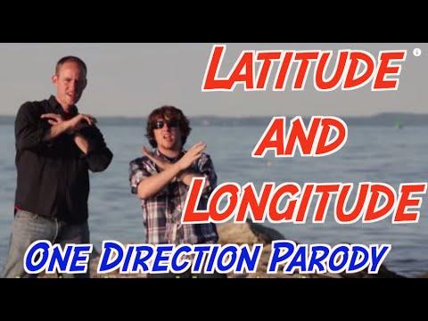 Latitude and Longitude is Useful One Direction Remix HD