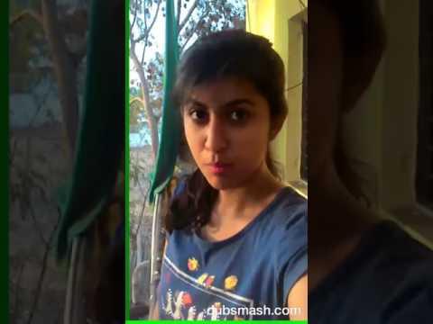 Alia bhatt funny dubsmash video