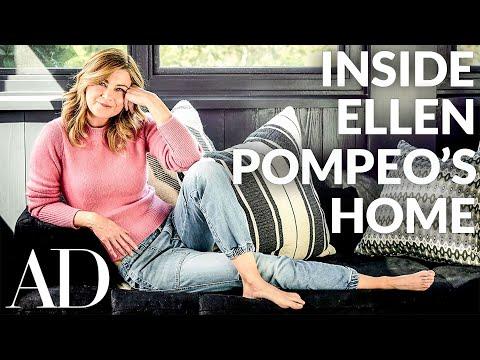 Inside Ellen Pompeo's Hamptons House in Sag Harbor | Architectural Digest