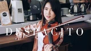 Despacito (Luis Fonsi, Daddy Yankee ft. Justin Bieber) Violin Cover by Kezia Amelia