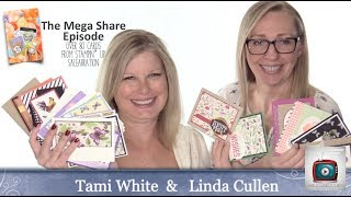 Our Biggest Share Show Yet Featuring Stampin