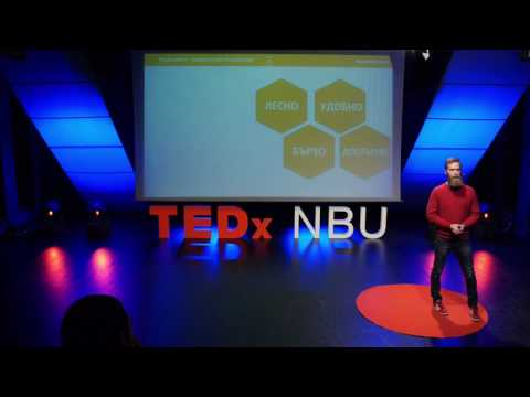 Why Bees Are Important to Our Planet | Trifon Mihaylov | TEDxNBU