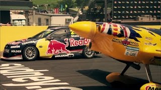 V8 Supercar Vs Plane - Top Gear Festival Sydney
