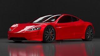 Tesla Roadster 2020 - Spec Ad