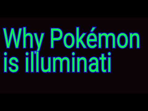 7 Reasons Why Pokémon Is The illuminati