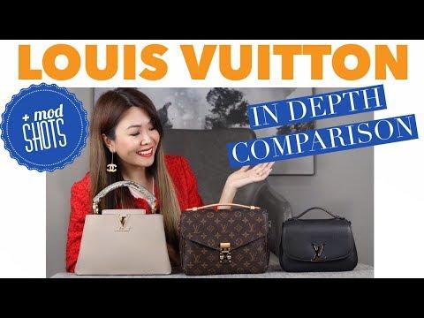 LOUIS VUITTON COMPARISON   NEO VIVIENNE v POCHETTE METIS v CAPUCINES BB    Mel in Melbourne