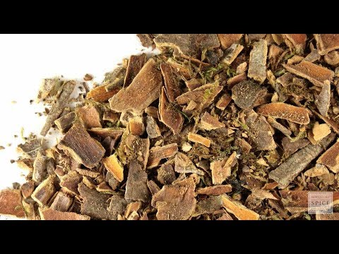 Cure Chronic Constipation Fast with Cascara Sagrada