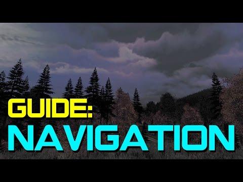 DayZ Navigation Guide