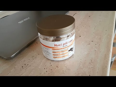 First Impression of Pili Nuts - [Very Low in Carbs and Very $$$]