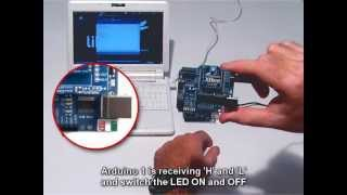 Bluetooth Module for Arduino - Cooking Hacks