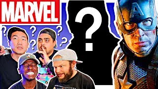 Download Guess That MARVEL Movie Using Audio Only! Video
