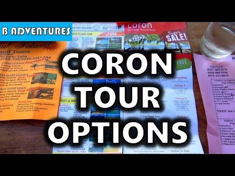 Coron Tour Options, Palawan Philippines S4, Vlog 62