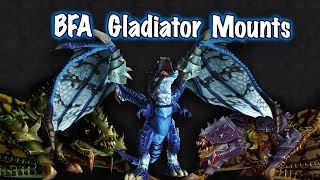 Jessiehealz - All Bfa Gladiator Mounts