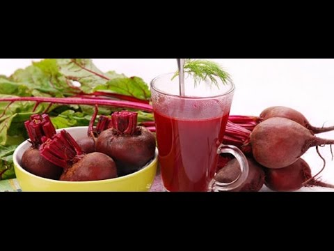 Drinking Beetroot Juice Every Day Can Help Improve Cognitive Function