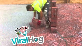 This Is How You Lay Bricks