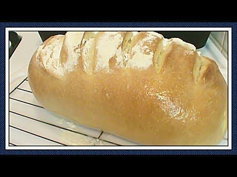 English Bloomer Bread