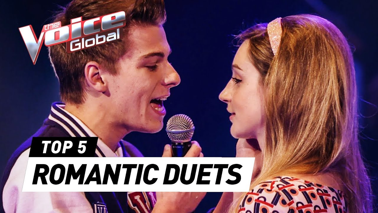 VALENTINE'S DAY special: ROMANTIC DUETS in The Voice