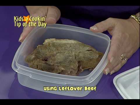 Usando las Sobras de la Carne