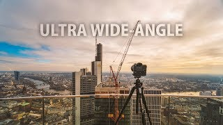 Ultra wide-angle lens review: Fujinon 8-16mm F/2.8