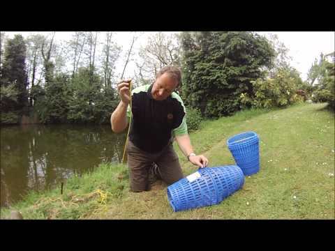 Crayfish Traps- UK legal, Catch Signal Crayfish