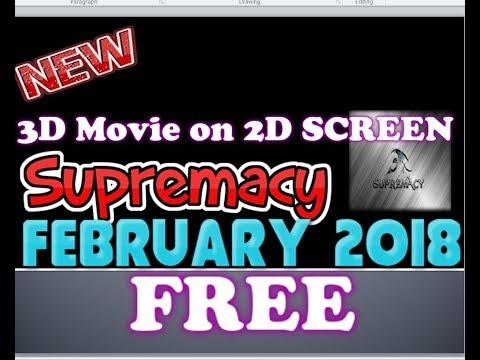 Watch 3D Movies Free Using KODI || Supremacy Addon for KODI 17.6