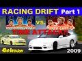 新モータースポーツ完成!! 「RACING DRIFT」Part 1 ドリフトアタック【Best MOTORing】2009